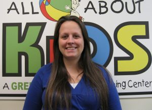 Morgan Lunsford - All About Kids LC Anderson