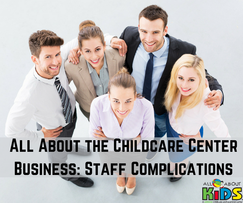 All About the Childcare Center Business