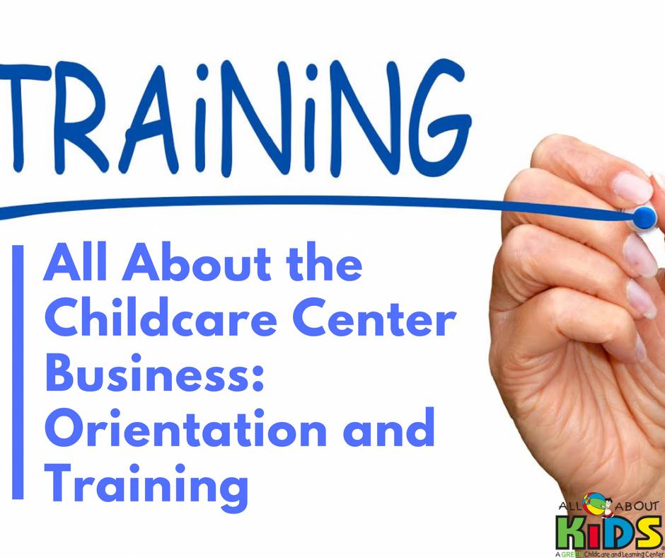 Childcare Center Business