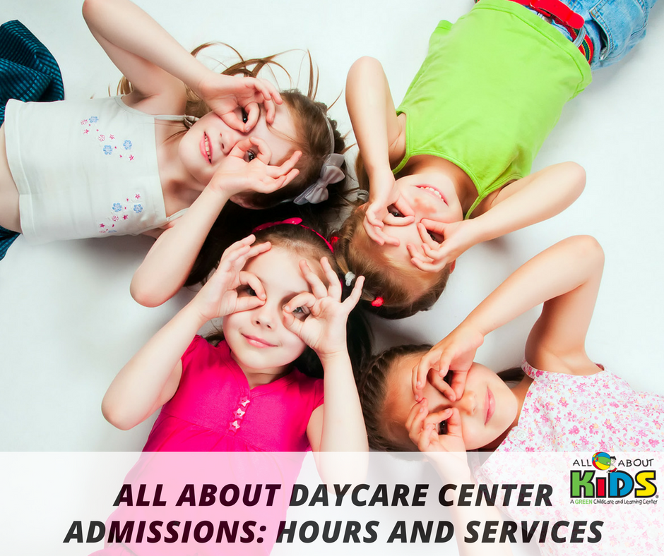 Daycare Center Admissions Services