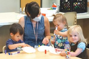 How All About Kids Centers are staying healthy…