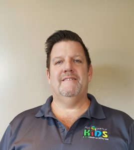 Owner- James Kaiser - All About Kids LC Lakota