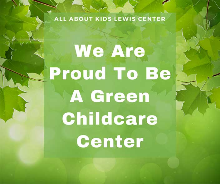 Green Childcare Center - All About Kids LC lewis center
