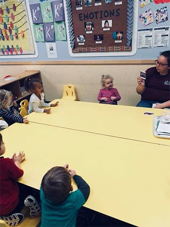 early learning center - All About Kids LC Kings Mills