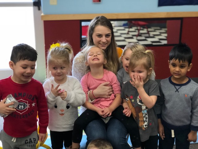 Teacher Spotlight: Becca Lewandowski