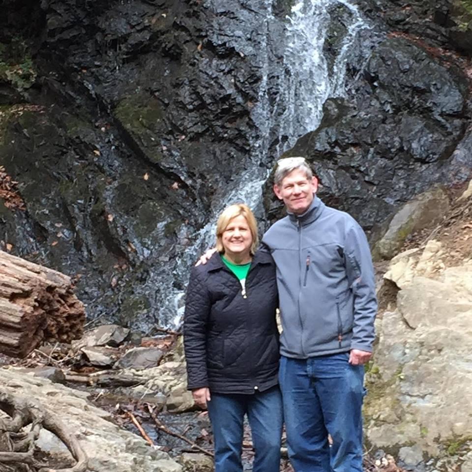 Jim and Cathy Sunderman
