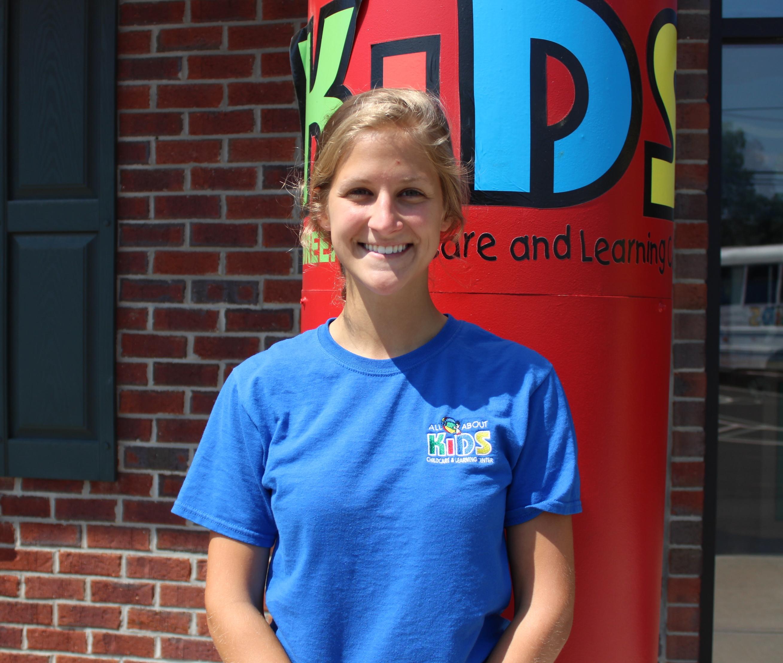 Jena Huber – School Age Teacher, Room 9