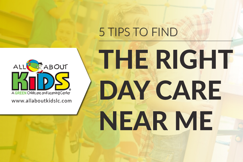 5 Tips to Find the Right Day Care Near Me